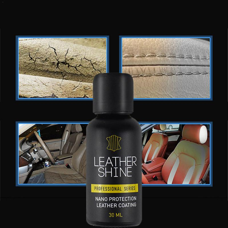 30ml Nano Liquid Car Leather Care Interior Seat Glazing Moisturizing Protective Protection Liquid Plastic Leather Maintenance Car Wash & Maintenance Back To Search Resultsautomobiles & Motorcycles