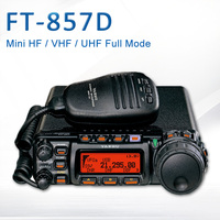 Suitable for the Yaesu FT 857D Car Portable Amateur Radio Shortwave Ultrashort Mini Full Mode Car Radio Dual Band Transceiver