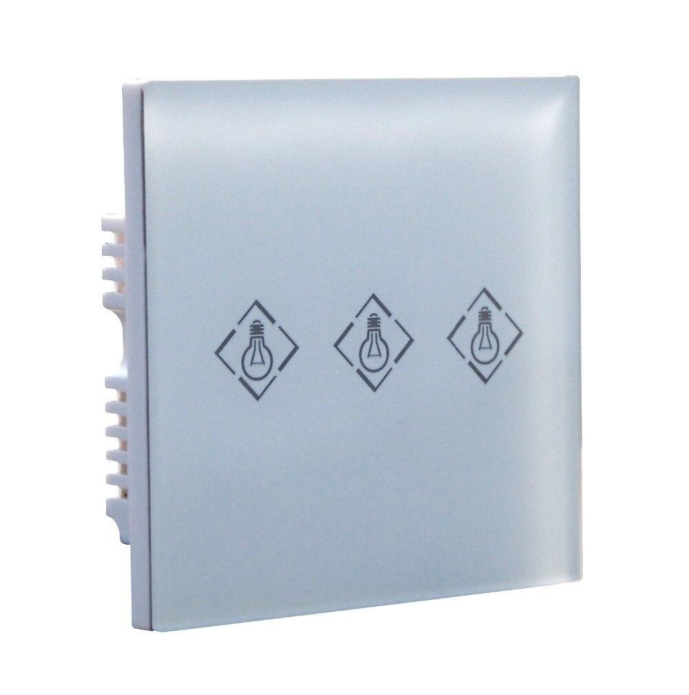 bilder für Heiße Drahtlose Elektrische Netzschalter Lichtschalter arbeitet mit ST-IIIB und ST-VGT alle fokus warnungssystem