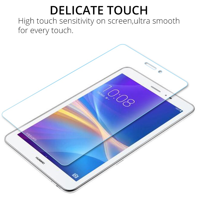 Tempered Glass for Huawei MediaPad T1 7.0 T1-701u Glass for Huawei T1 8.0 T1-821W T1-823L For T1 10 T1-A21W 9.6 inch glass film