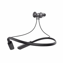 Memories Music Wireless Bluetooth 4 1 earphone Anti sweat Lightweight with microphone black red for phone