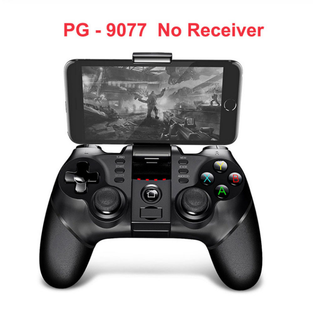 Buy ipega 9076 Bluetooth Gamepad Game Pad Controller Mobile Trigger Joystick For Android Cell Phone PC Hand Free Fire for only 19.99 USD