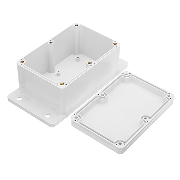 лучшая цена 120 x 81 x 65mm DIY Plastic Waterproof Housing Electronic Junction Case Power Box Instrument Case New
