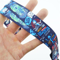 Rick and Morty Lanyard 3