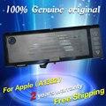 "JIGU Free shipping A1382 Original Laptop Battery For Apple MacBook Pro 15"" A1286 year 2011 2012 MC721 MC723 Series"