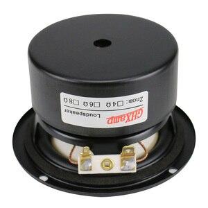 Image 3 - GHXAMP 3 Inch 90MM Full Range Bullet Reverse Edge 4OHM 15W Speaker Home Ceiling Car 80Hz 20KHz