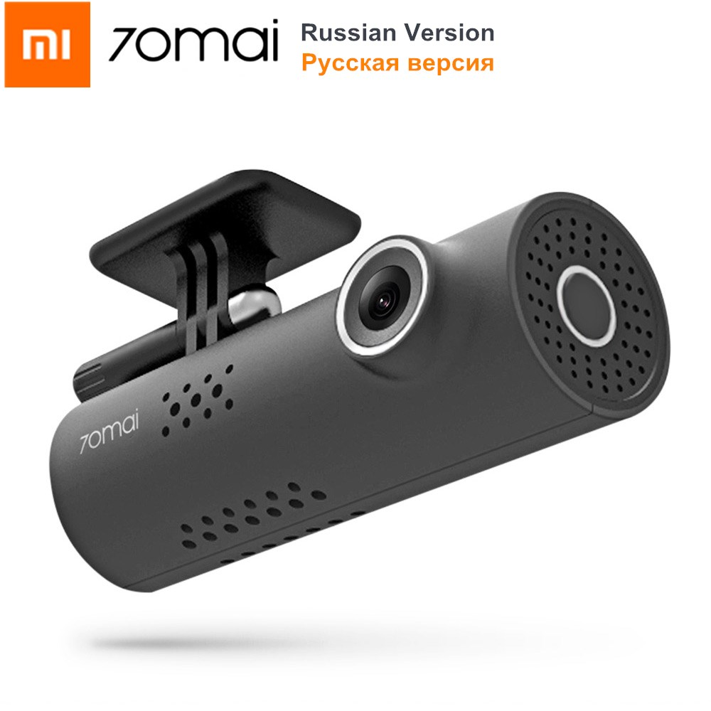 Xiaomi Car DVR Dash-Cam Voice-Control 70 Mai-Recorder Russian-Version Smart-Wifi G-Sensor