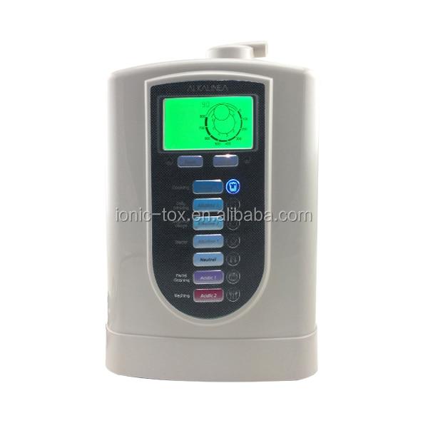 Darmowa wysyłka Zdrowe Wody Maszyna Alkalizowanego Jonizator Wody zjonizowanej wody filtr WTH-803