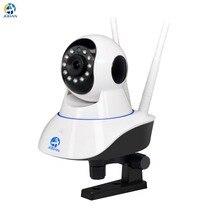 Домашняя охранная ip-камера Беспроводная умная WiFi камера Wi-Fi аудио запись наблюдения детский монитор HD мини камера видеонаблюдения 2MP камера