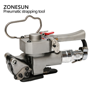 Image 3 - ZONESUN AQD 25 นิวเมติกสายรัดพลาสติกเครื่องมือสำหรับ PP ต่อเทป