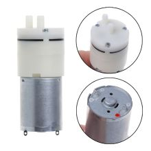 DC 3V Micro 370B Air Pump Electric Vacuum Pump Mini Pumping Booster For Medical недорого