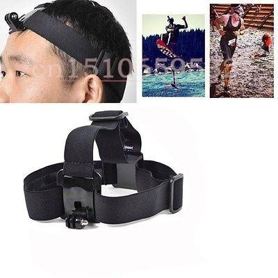 Gopro Head Strap Mount For Gopro HD Hero 5 4 2 3+ Camera Free shipping