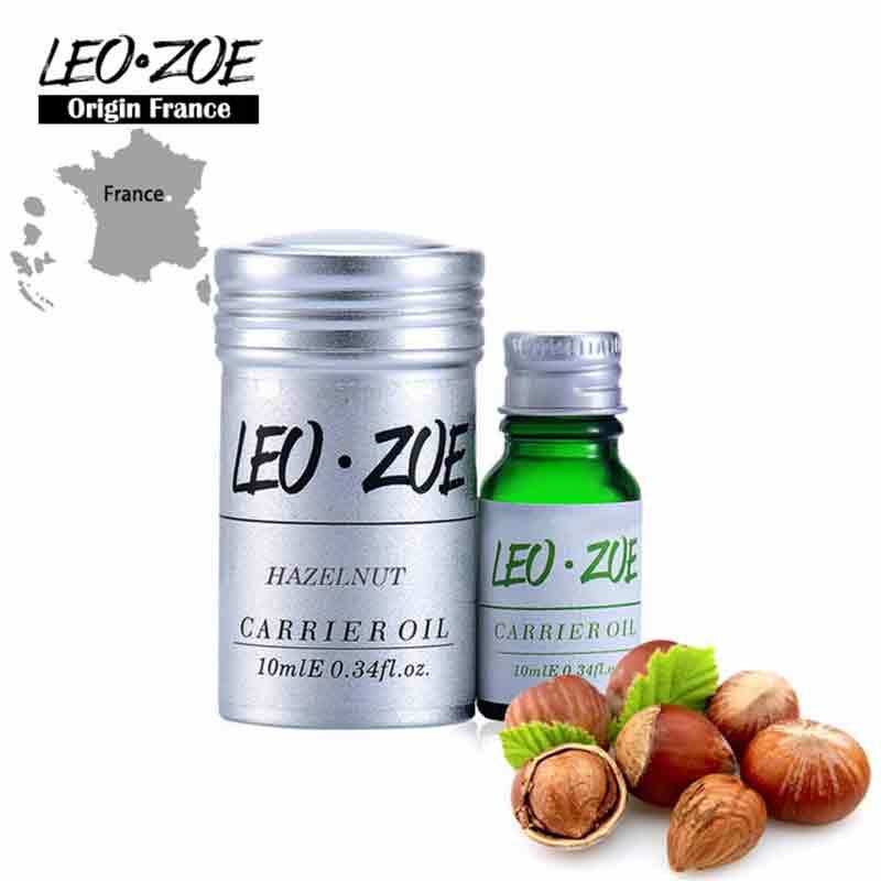 Olej z čisté lískové ořechy Slavná značka LEOZOE Certifikát - Péče o kůži