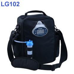 ( 3 days shipping ) 2 Hours Battery Time Lovego Portable Oxygen Concentrator LG102P
