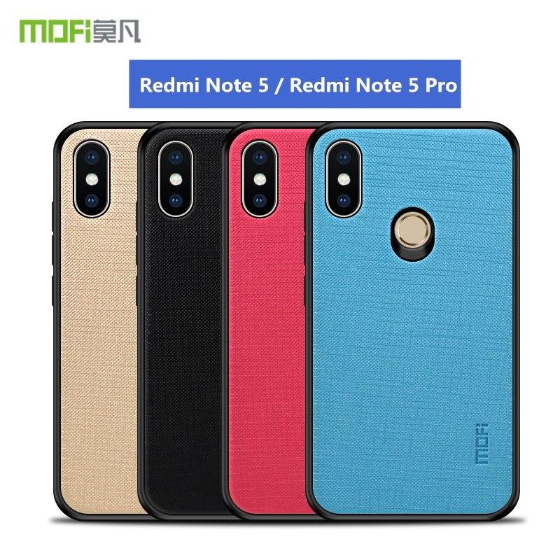 hot sale online a7d2e 0de31 Original Cloth Grid Phone Case For Xiaomi Redmi Note 5 Lattice Cute Soft  Back Cover Cases For Redmi Note 5 Pro