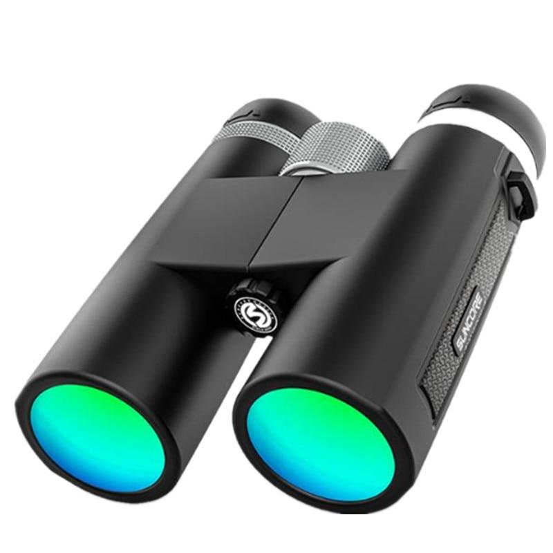 12x42 Binoculars Telescope BAK4 Waterproof Super-Multi Coating High Power Prism Optics HD for Camping Hunting Tools12x42 Binoculars Telescope BAK4 Waterproof Super-Multi Coating High Power Prism Optics HD for Camping Hunting Tools