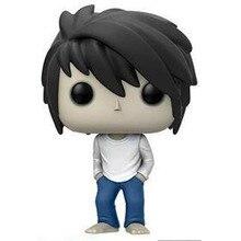 Death Note Ryuuku Ryuk L Anime Figure Vinyl Doll 10cm PVC Model Nendoroid Death Note Figma Toys