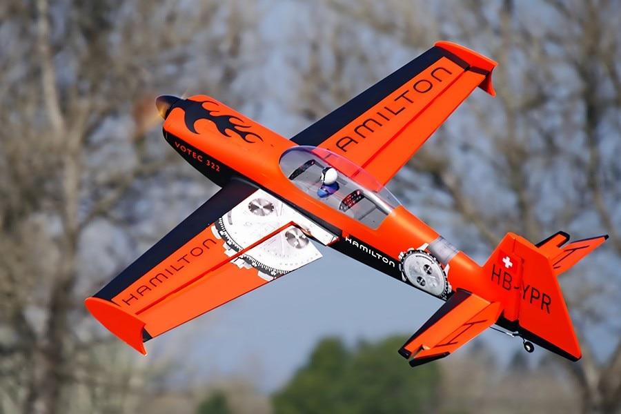 FMS New 1400MM 1.4M Votec 322 V322 PNP Durable EPO Aerobatic 3D Big Scale Radio Control RC Airplane Model Plane Aircraft цена