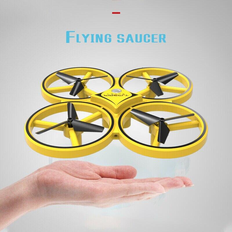أربعة-محور الاستشعار ذكية الطائرات
