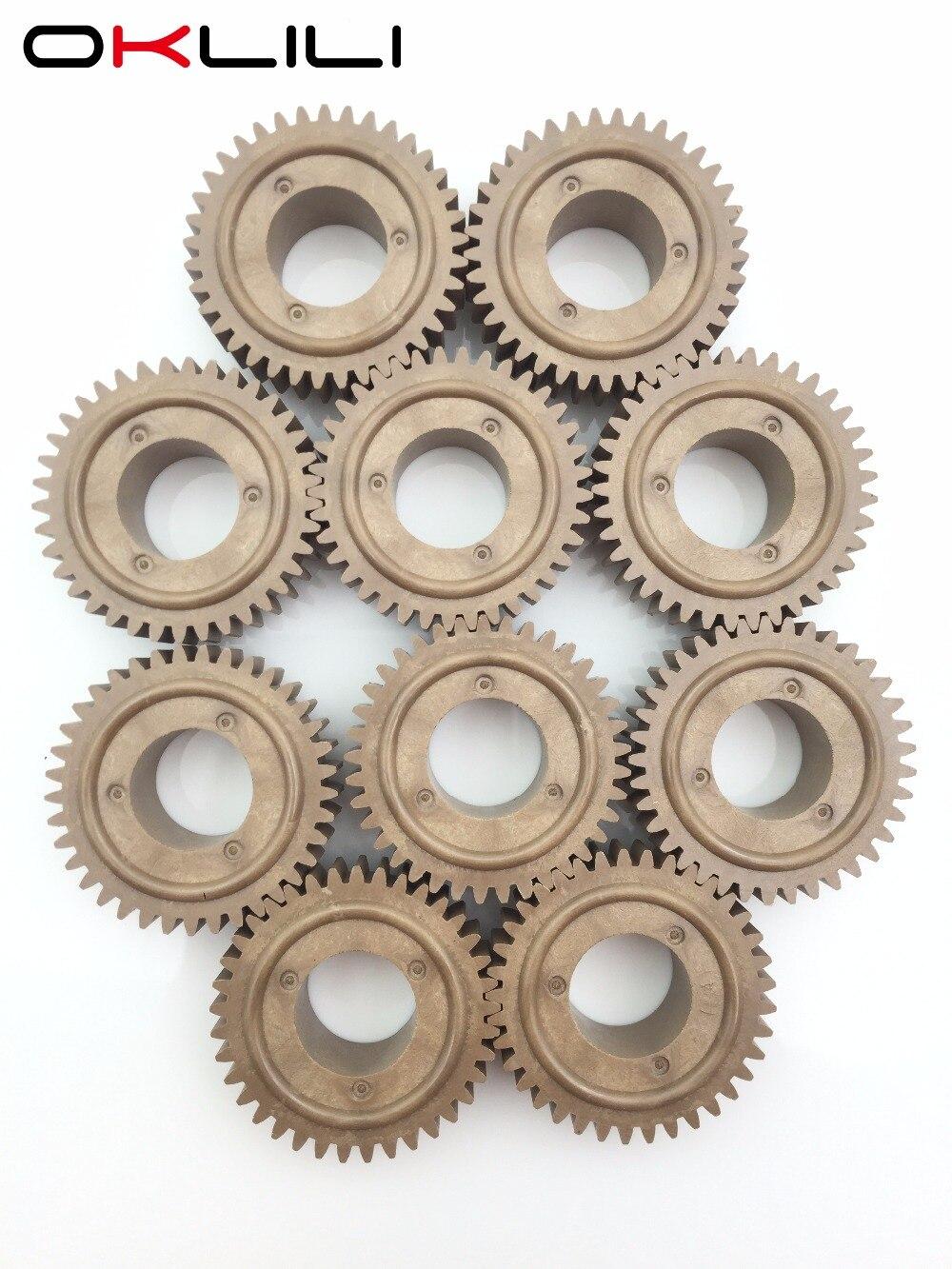 Fuser gear 37T для Samsung ML1610, 50 шт., X 007N01205, JC66-00564A, 1640, 1710, 1740, 2010, SCX3200, 1860, 4016, 4216, 4321, 4521, SF560, 750