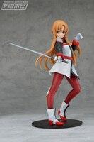 18 cm Japon orijinal anime figürü Sword Art Online Yuuki Asuna action figure koleksiyon model oyuncaklar boys için