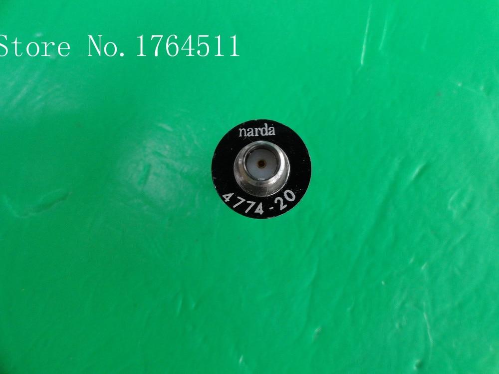 [BELLA] NARDA 4774-20 DC-6GHz 20dB 5W SMA Coaxial Fixed Attenuator