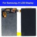 2 pcs original novo para samsung j1 j100 screen display lcd sem toque de substituição de peças frete grátis com número de rastreamento