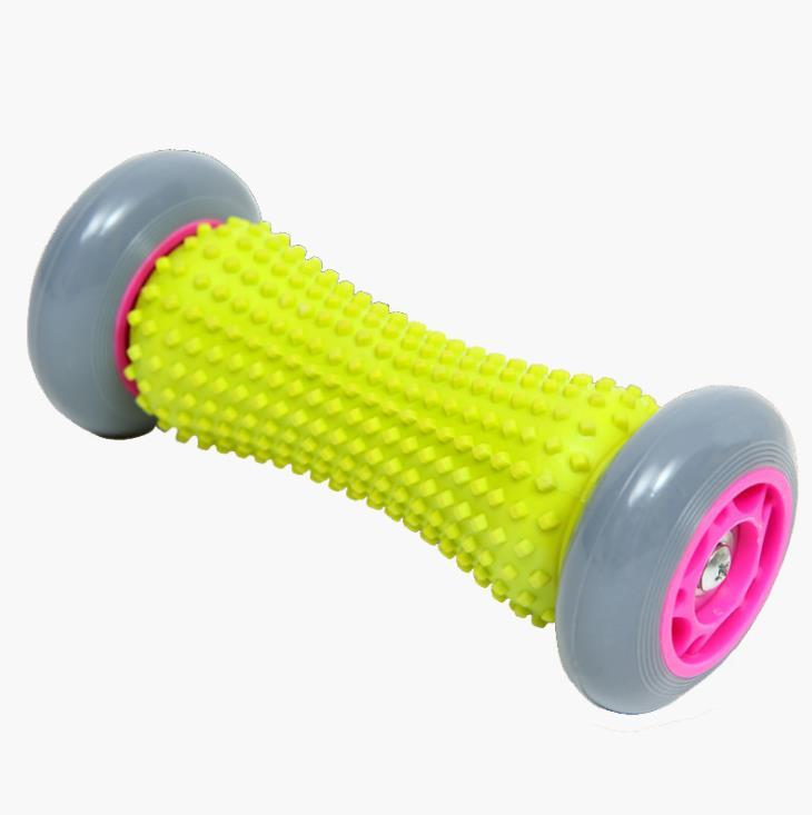 Рука и массажер для ног ручной массаж ролик ног ретракции колеса массажный ролик шестерни механизм массажер