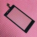 Высокое качество испытанная деятельность ST26 внешнее стекло планшета с сенсорным экраном для Sony Xperia J ST26i ST26a сотовый телефон панели запчасти