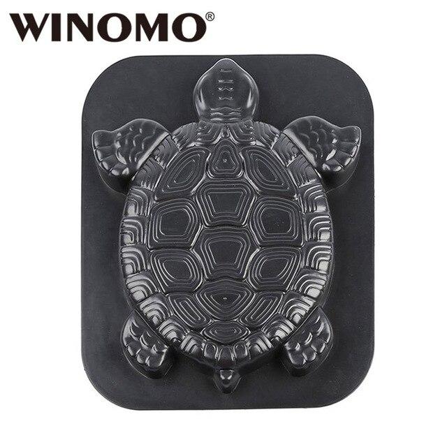 WINOMO Tartaruga Percorso Della Muffa di Cemento trampolino di Lancio di Pietra