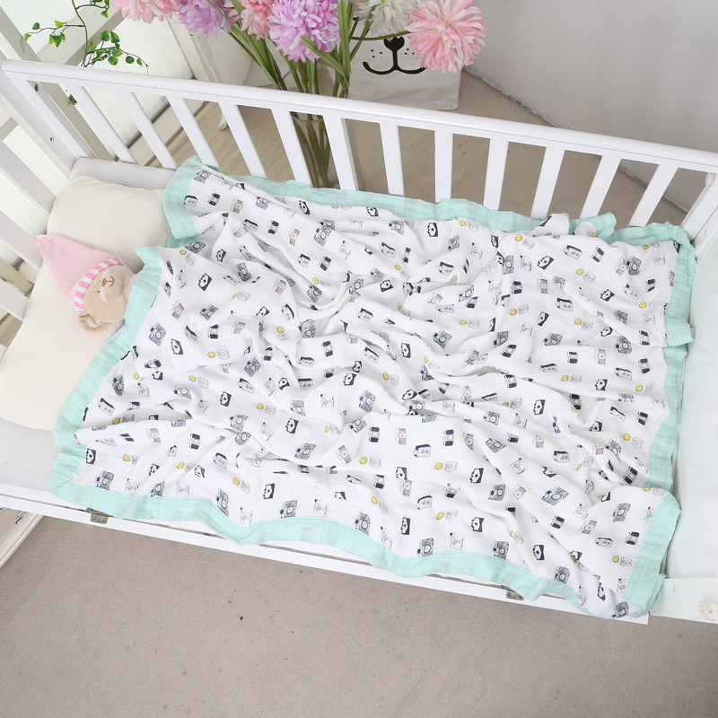 Baby Bedding Mother & Kids Puseky Baby Blanket Newborn 2018 Fox Knitting Blanket Bedding Quilt For Bed Sofa Wool Blanket Newborn Photography Props 110*70cm Street Price