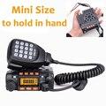 Qyt kt-8900 25 w alta potência mini dual band móvel rádio em dois sentidos kt8900 veículo de longo alcance walkie talkie