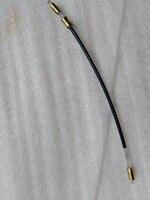 1 UNID violín gut tail + diapasón de ébano + arce pájaro hombro resto + metal cadenas de aleación + Gold Barbilla clamp + abeto Sound post 4/4