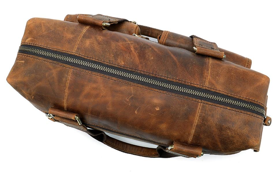 HTB1KT6UX6DuK1Rjy1zjq6zraFXaQ MVA Genuine Leather Men's Briefcase Messenger Bag Men's Leather Laptop Bag For men Office Bags For Men Briefcase Handbags 8537