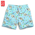 Board shorts men swimwear sweat running shorts joggers  beach sunga bermudas masculina de marca surf zwembroek man swimsuit B5