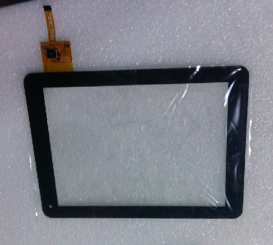 New Black 8 inch Wolder miTab Hero Tablet Capacitive touch screen digitizer glass touch panel Sensor replacement Free Shipping