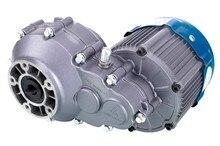 500 w Dc 48 v motor sin escobillas, motor de la bicicleta eléctrica, BLDC, diferencial de engranaje del motor, BM1814W-12B