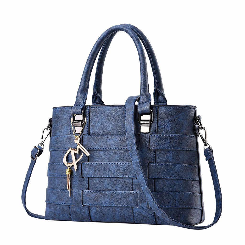 Женские винтажные одноцветные сумки мессенджеры xiniu на одно плечо torebki damskie skorzane #
