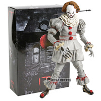 NECA Stephen King's IT 2017 Ultimate Well House Pennywise PVC Action Figure Collectible Model Toy