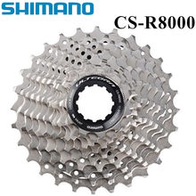 SHIMANO Ultegra CS-R8000 дорожный велосипед Freewheel 11 speed R8000 блок звездочек 5800 105 flywheels 11-32 T 11-30 T 11-28 T 11-25 T(China)