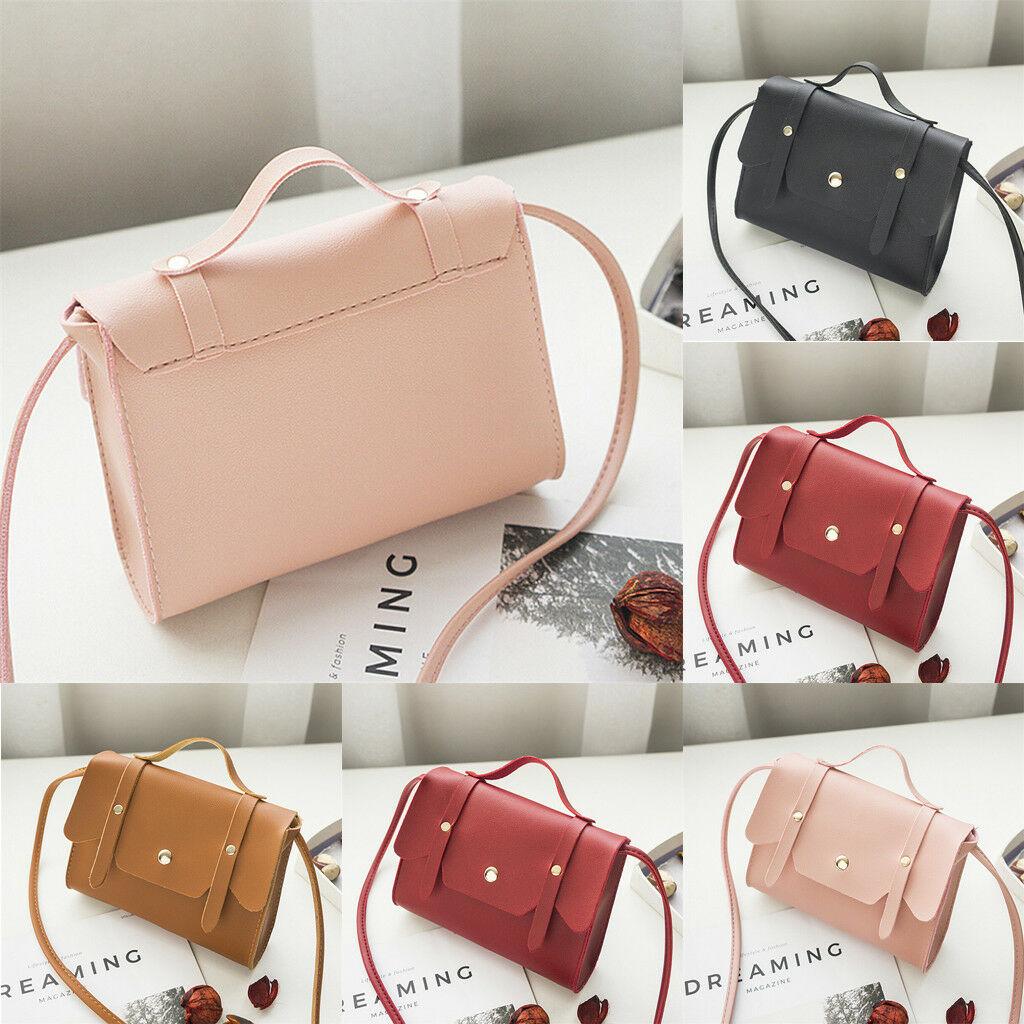 Women PU Leather Travel Bag Women Handbag Shoulder Bag Tote Purse Satchel Cross Body Messenger