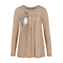 Maternity and Breastfeeding Blouse