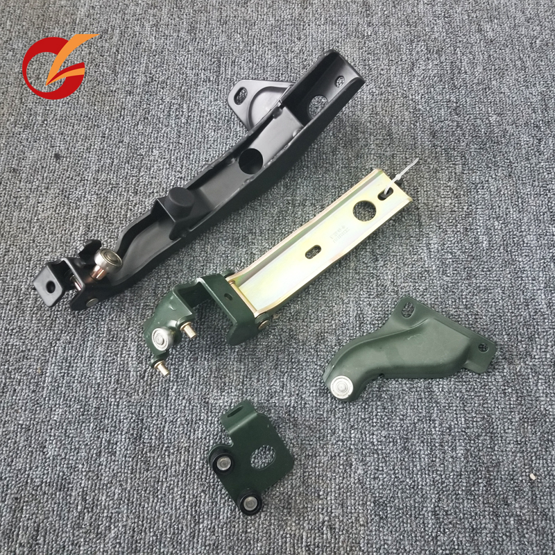 Use For Mitsubishi Delica L400 Sliding Door Roller Upper Middle Lower Door Braket
