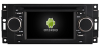 Navirider car dvd player multimedia autoradio android8.1 wifi gps navigation for Chrysler 300C Jeep Grand Cherokee Liberty Dodge