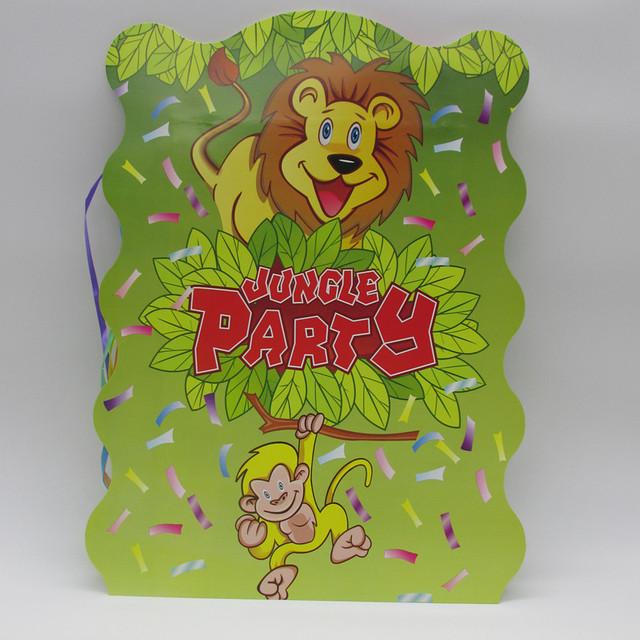 """""""Jungle Party"""" Pinata"""