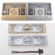Светильник для чтения, переключатель лампы для VW Polo 9N 2002-2010 FOX 2005-2012 EU Seat Altea Leon 6Q0959613A 6Q0959613A 6Q0947291A