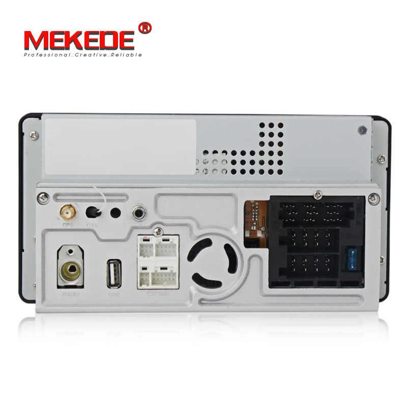 MEKEDE PX3 純粋なアンドロイド 8.1 2 ギガバイトの RAM 16 ギガバイト ROM 車 DVD プレーヤーステレオラジオ三菱 ASX アウトランダーランサー 2013 2014 2015