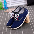 Korean Fashion Casual Shoes for Men Canvas espadrilles 2016 New Breathable Flat Shoes Chaussures Homme Spring Summer Men Shoes