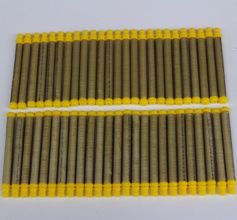 Wagner Spray Gun Cage Filter 100 Mesh Yellow Push-on type 5PCS