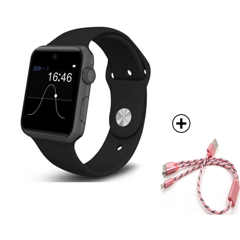 free shiping DM09 Bluetooth smart watch with SIM card slot fitness tracker for Android iOS apple
